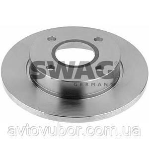 Тормозной диск передний Ford Fiesta 95-99 | ATY 0111020001 ATY