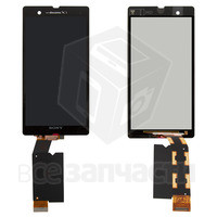 Дисплейный модуль для мобильного телефона Sony C6606 L36a Xperia Z, че