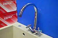 Смеситель для кухни Zerix TLA-A856
