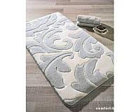 Коврик в ванную Confetti - Palazzo gri серый 55*57