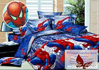 Покрывало-одеяло стеганное хлопковое TAG Спайдермен