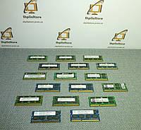 Оперативна пам'ять для ноутбука SoDIMM DDR3-1333 4Gb PC10600