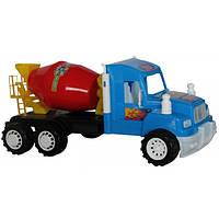 Машина Хеви Дьюти Бетономешалка ,инерционная машинка, игрушечная машинка, машинка-игрушка 15-005