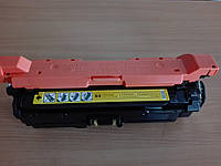 Картридж HP CLJ CM3530/ CP3525 series yellow (CE252A)