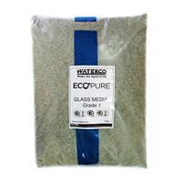 Песок стеклянный Waterco EcoPure (Великобритания), фракция  0,5-1мм, 25кг