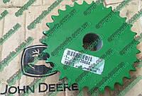 Звездочка AH126008  верхнего шнека очистки John Deere SPROCKET 30T з.ч. АН126008
