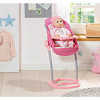 Оригинал. Стульчик для кормления Baby Annabell  Zapf Creation 794395