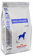 Royal Canin ветеринарная диета для собак Anallergenic 3 кг