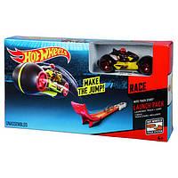 Hot Wheels игровой набор BGX57 Мотопрыжок серии Моторейсеры