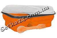 Ланч-бокс силиконовый Smile SLS-1/5 (900 мл)