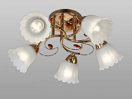 Люстра в зал пять ламп AR-003070