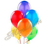 """Гелиевые шарики пастель 12"""" (30 см)"""