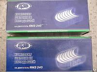 Вкладыши шатунные ЯМЗ 240-1000104-Б2 Р3 производство ДЗВ