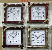Часы настенные GOTIME GD-2450 24/24 см.плавный ход, тихий механизм
