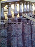 Гранитные балясины, фото 2