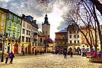 Недельный тур во Львов + Карпаты и замки