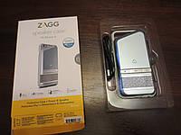 Чехол с динамиком и аккумулятором для iPhone 6/6s от Zagg Speaker Case, фото 1