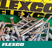 SRAA заклепки Flexco толщина ленты 3-6 мм 250 шт.