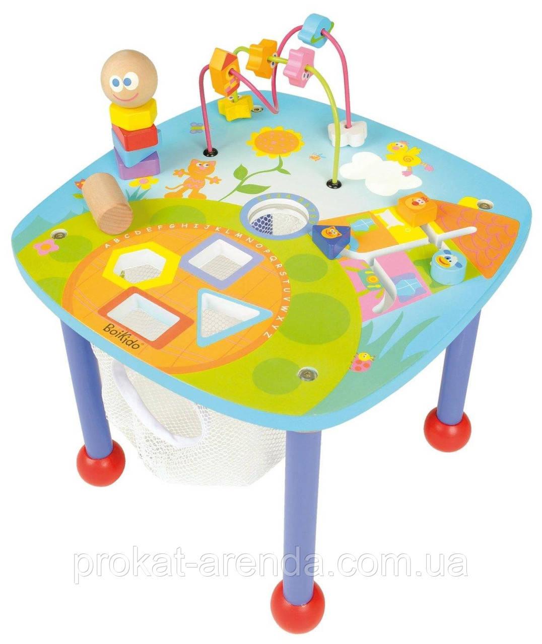 Ігровий, розвиваючий столик
