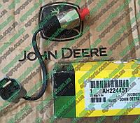 Датчик AH224451  давления масла комб. AH128929 John Deere SWITCH, PRESSURE сенсор АН224451, фото 1