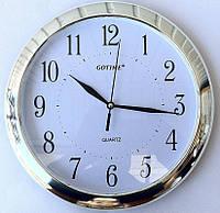 Часы настенные GOTIME GT-2741C 27,5 см. плавный ход, тихий механизм