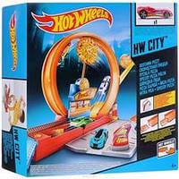 Hot Wheels игровой набор Трек Скоростная доставка пиццы BGJ05