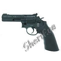 Пневматический револьвер Smith&Wesson Mod 586.4