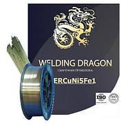 Проволока Welding Dragon МНЖКТ 5-1-0.2-0.2 1.2 мм 5 кг (D200)