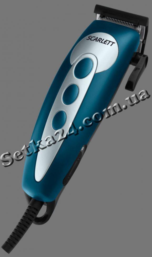 Машинкa для стрижки волос Scarlett SC-1262 Atlantic