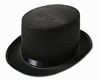 """Шляпа """"Цилиндр"""" карнавальный"""