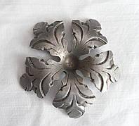 Цветок кованый 90мм, фото 1