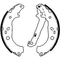 Тормозные колодки задние (барабанный тип) Ford Focus 05-08 | BSCH  0 986 487 696 BOSCH