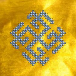 Сварожич схема вышивки на сайте 72-med. Ru.