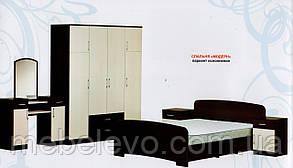 Шкаф 2ДПЯ Модерн МДФ   2100х900х530мм  Абсолют, фото 3