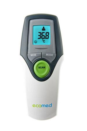Инфракрасные экспресс-термометры