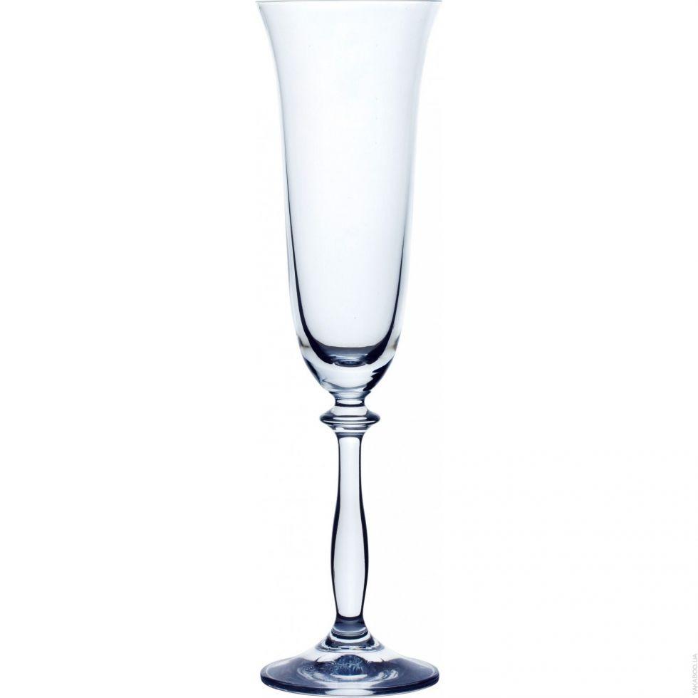 Набор бокалов для шампанского Bohemia Angela 190мл 2шт. 40600