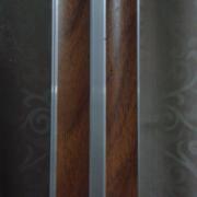 Карниз коричневый