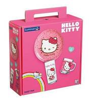 Набор детский Luminarc Hello Kitty Sweet H5483 3пр.