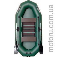 Надувная лодка Kolibri - 2-местная  К -270Т