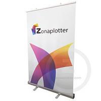 Изготовление баннерных рекламных стендов на Roll up 120 х 200