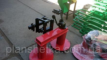 Роторна косарка для мототрактора КР-1,1 Володар (без гідроциліндра), фото 2