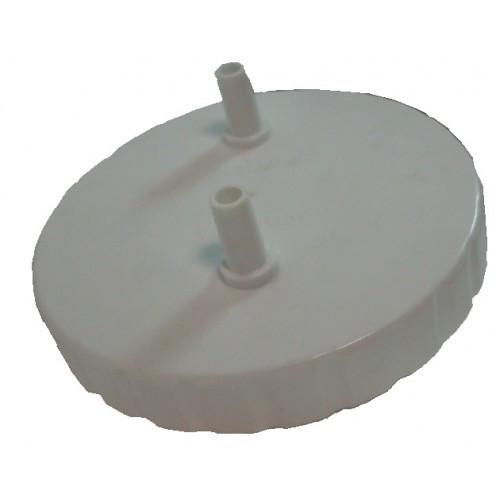 КП Крышка к банкам 1 и 2 литровым из пластмассы