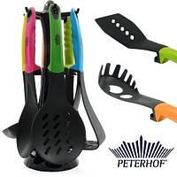 Набор кухонных аксессуаров 7 предметов Peterhof PH-12120