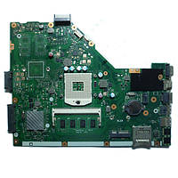 Материнская плата Asus X55A,  X55VD REV. 2.1 (S-G2, HM76, 4GB, DDR3, UMA)