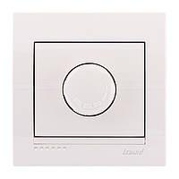 Lezard Deriy Диммер 500 Вт с фильтром и предохранителем Белый/Белый