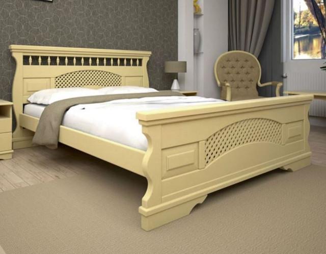 Кровать полуторная Атлант 23 ТИС (фото 2)
