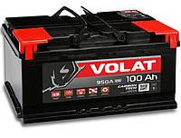 Аккумулятор автомобильный VOLAT - 100A +прав (L5) (950 пуск)