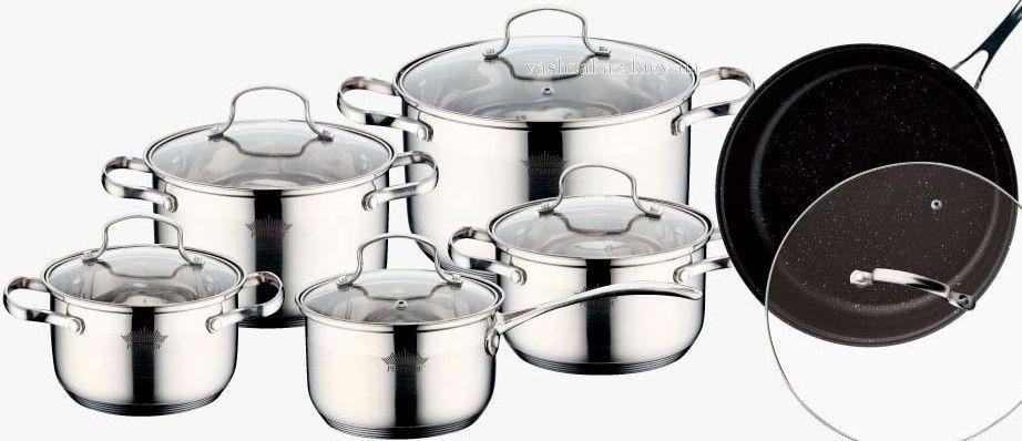 Набор посуды 12 предметов Peterhof PH-15251