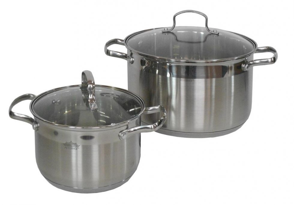Набор посуды 4 предмета Peterhof PH-15273
