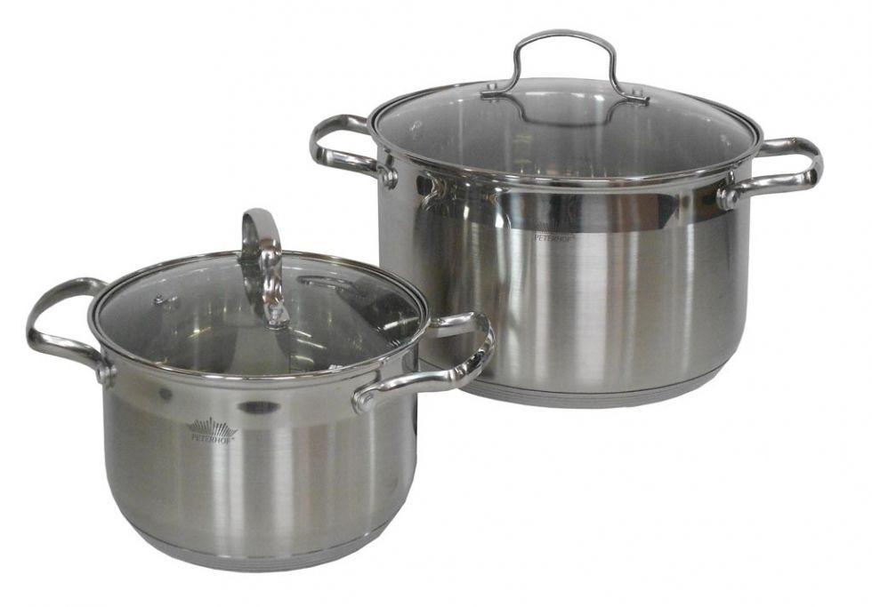 Набор посуды 4 предмета Peterhof PH-15275